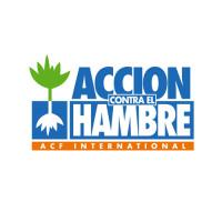 Logo de Accion Contra el Hambre