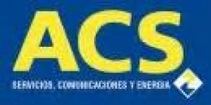 Logo de Acs Servicios Comunicaciones y Energia