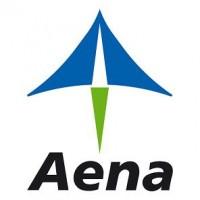 Logo de Aena