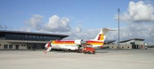 Logo de Aeropuerto de Burgos