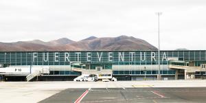 Logo de Aeropuerto de Fuerteventura