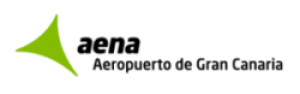 Logo de Aeropuerto de Gran Canaria