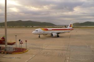 Logo de Aeropuerto de Ibiza