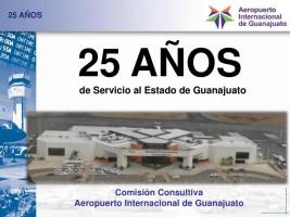Logo de Aeropuerto de León