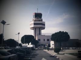 Logo de Aeropuerto de Madrid-Cuatro Vientos