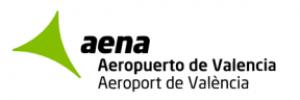 Logo de Aeropuerto de Valencia