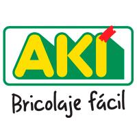 Logo de Aki bricolaje españa