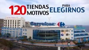 Logo de Añaza Carrefour