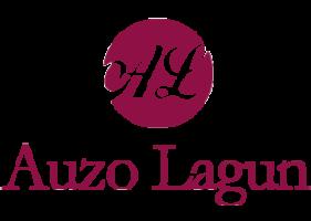 Logo de Auzo Lagun