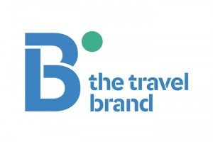 Logo de Barceló viajes B The travel Brand