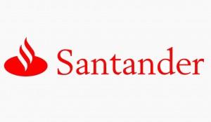 Logo de Banco Santander