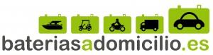 Logo de bateriasadomicilio.es