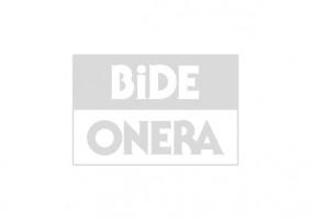 Logo de Bide onera vasca scl
