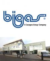 Logo de Bigas grup