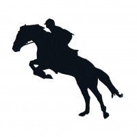 Logo de Black horse machinery