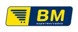 Logo de BM Supermercados