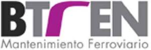 Logo de Btren mantenimiento ferroviario