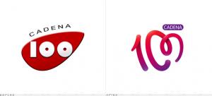 Logo de Cadena visual