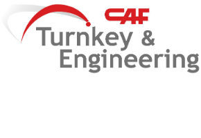 Logo de Caf turnkey & engineering sociedad limitada