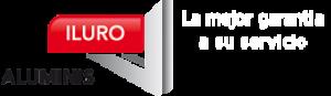 Logo de Carpinteria de aluminio iluro