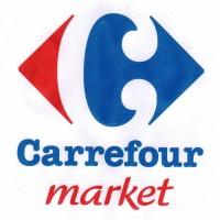 Logo de Carrefour Market