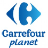 Logo de Carrefour Planet