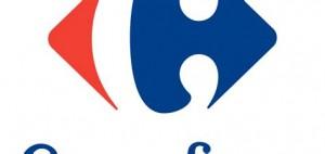 Logo de Carrefour Tudela