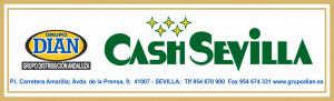Logo de Cash Sevilla