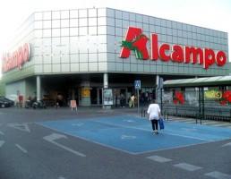 Logo de Centro Comercial Alcampo Pío Xii