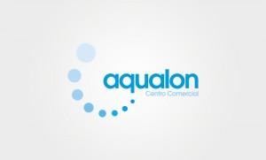 Logo de Centro Comercial Aqualón Puerto Huelva