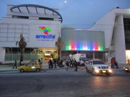 Logo de Centro Comercial Arrecife