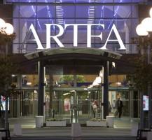 Logo de Centro Comercial Artea