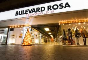 Logo de Centro Comercial Bulevard Rosa