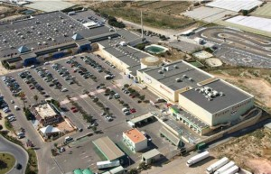 Logo de Centro Comercial Carrefour Almería