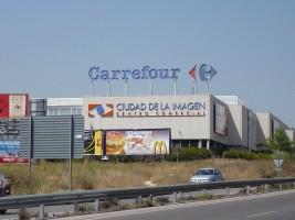 Logo de Centro Comercial Carrefour Ciudad de la Imagen