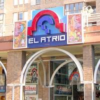 Logo de Centro Comercial el Atrio