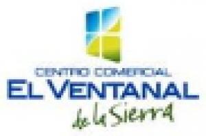 Logo de Centro Comercial el Ventanal de la Sierra