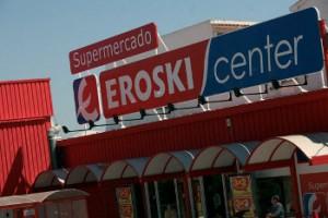 Logo de Centro Comercial Eroski Leioa