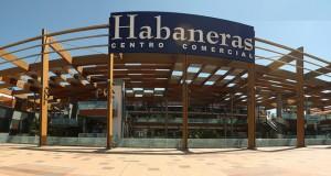 Logo de Centro Comercial Habaneras