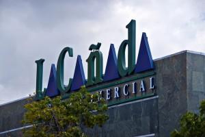 Logo de Centro Comercial la Cañada