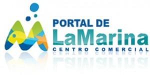 Logo de Centro Comercial la Marina