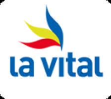 Logo de Centro Comercial la Vital