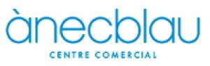 Logo de Centro Comercial L´anec Blau
