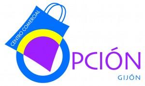 Logo de Centro Comercial Opción Gijón