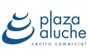 Logo de Centro Comercial Plaza de Aluche