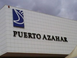 Logo de Centro Comercial Puerto Azahar