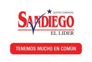 Logo de Centro Comercial San Diego