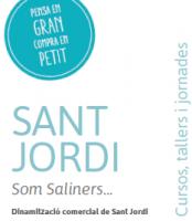 Logo de Centro Comercial Sant Jordi