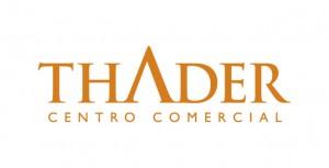 Logo de Centro Comercial Thader
