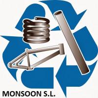 Logo de Chatarras y metales el serranet